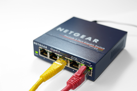 Netgear Gigabit Switch 5-port